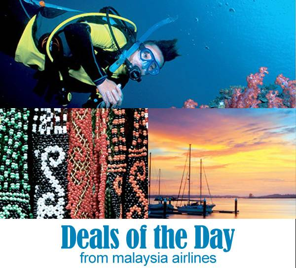Malaysia Airlines Deals Of The Day