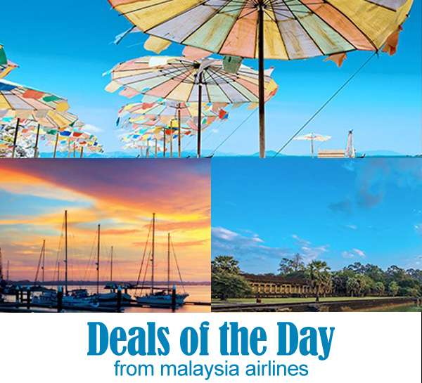 Mas Airlines Deals Of The Day