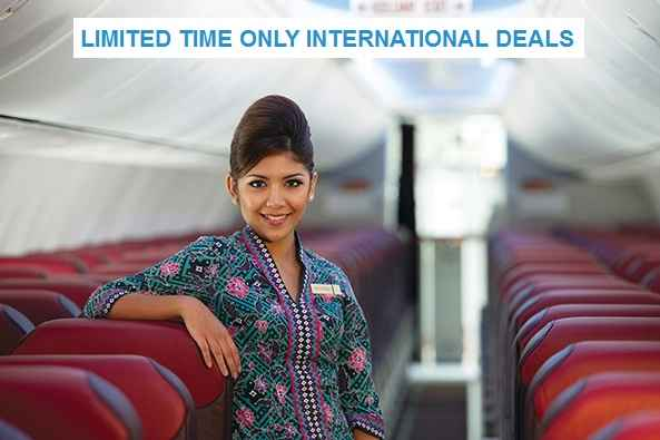 Mas Airlines International Deals From RM279
