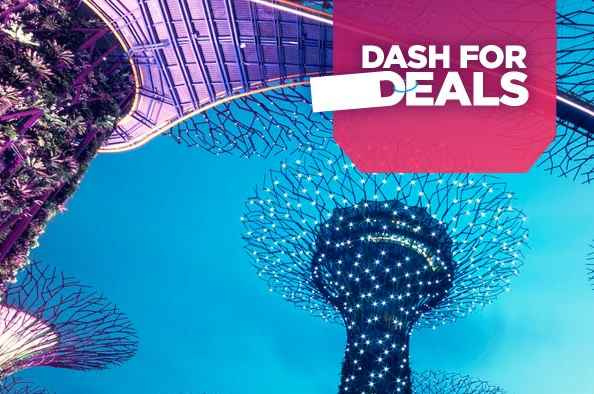 Malaysia Airlines Dash For Deals
