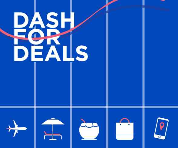 Mas Airlines Dash For Deals