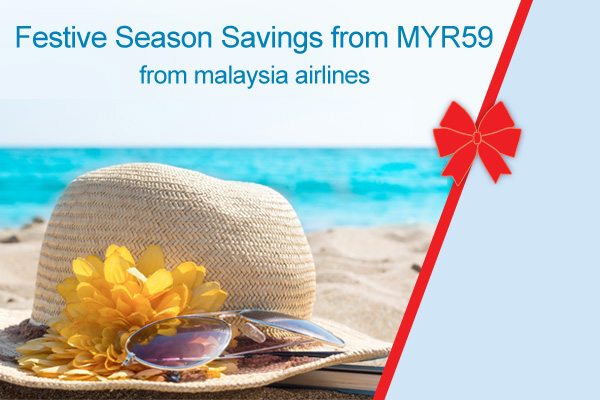 Malaysia Airlines Festive Fares Promotion