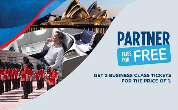Mas Airlines Free Business Class Tickets Sale