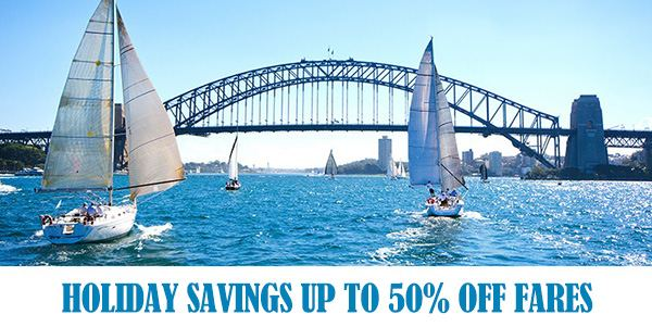 Mas Airlines Holiday Savings Promotion