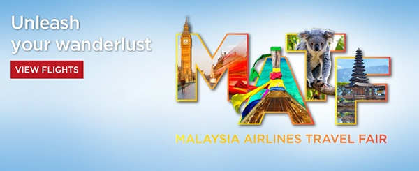 Mas Airlines Travel Fair 2017