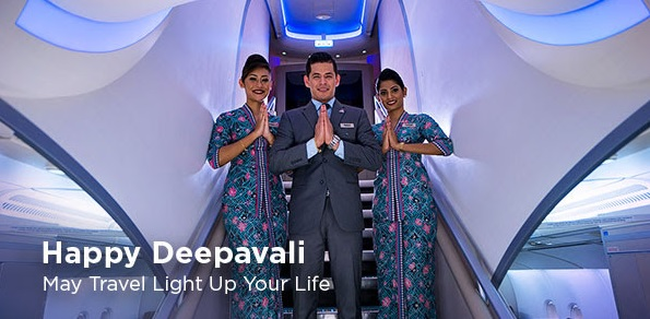 Mas Airlines Deepavali Deals 2017