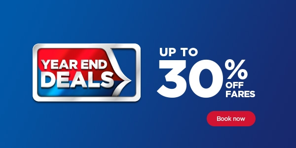 Mas Airlines Year End Deals 2017