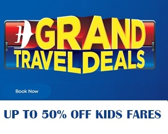 mas 50 off kids travel deals
