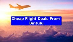 Cheap Flight Deals From Bintulu