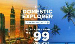 Mas Airlines Super Saver Deals
