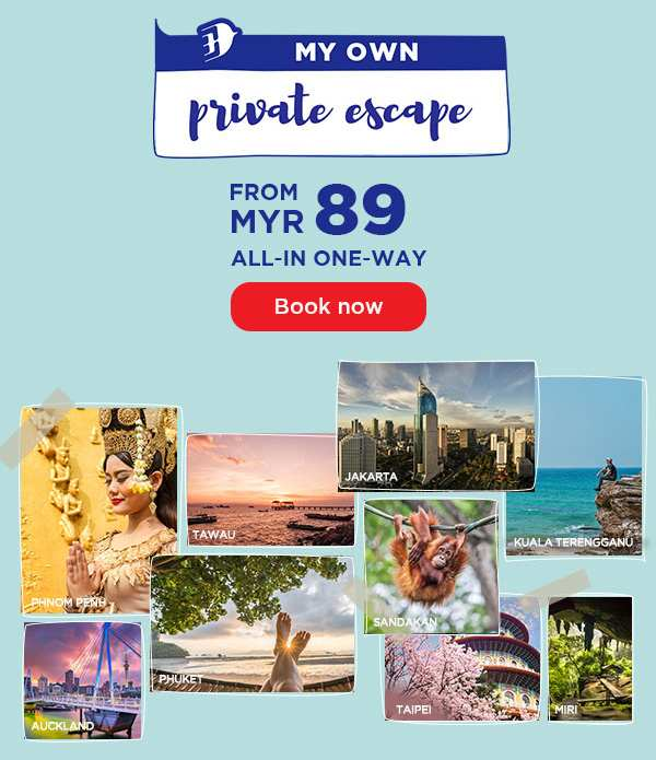 mas private escape promo